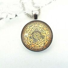PENDANT SEALS OF THE SEVEN ARCHANGELS WITH GIFT BOX GIFT RELIGIOUS BIBLE