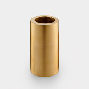 Modern Matte Copper And Gold Candle Holder Candlestick Home Decor
