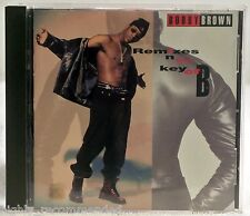 Remixes N the Key of B by Bobby (R&B) Brown (CD, Oct-1998, MCA Records)