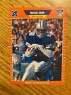 1989 Pro Set Michael Irvin Rookie Card #89 Dallas Cowboys HOF. rookie card picture