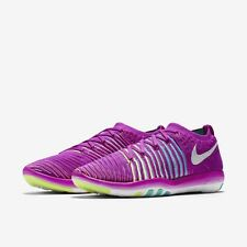 NEW  Womens Nike Free TRANSFORM Flyknit Running Trainers Uk Size 6 t