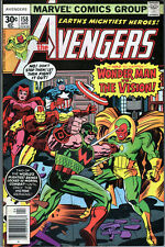Marvel The Avengers #158 (1977) - No stock images
