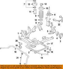 BMW OEM 07-13 X5 Front Suspension-Coil Spring 31336778114