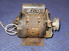 ANTIQUE WOOD LATHE PACKARD ELECTRIC MOTOR WORKS