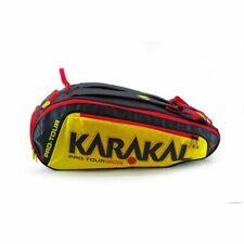 KARAKAL PRO TOUR COMP 9 RACKET HOLDALL / BAG BRAND NEW