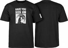 Powell Peralta Animal Chin Skateboard Shirt Black Xl