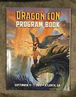 Dragon Con 2015 Program Guide book