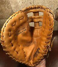 Vintage REGENT Leather Glove Mitt  00156 FR Left Hand Thrower ~ Great Condition