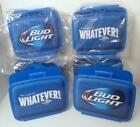 Bud Light Beer Napkin Holder Lot of 12 Welcome To Whatever Restaurant Bar Picnic