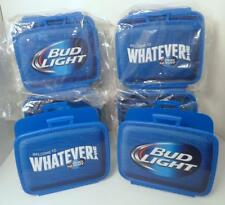 Bud Light Beer Napkin Holder Lot of 12 Welcome To Whatever Restaurant Bar Picnic
