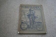 THE BRITANNIA MAGAZINE  CHRISTMAS 1937