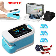 SPO2 Sensor Fingertip Pulse Oximeter Oximetry Blood Oxygen Meter Patient Monitor