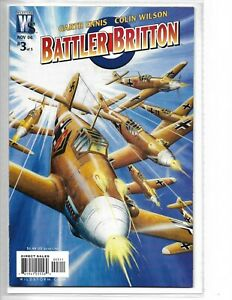 Battler Britton #3 // Garth Ennis