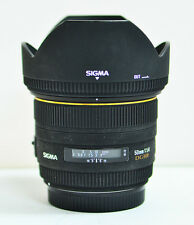 Sigma DG 50mm F/1.4 HSM EX ASP Lens For Canon