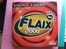1 TRACK RADIO MIX PROMO CD VADOR LLADO PRESENTA FLAIX MATI VOL. 2 - 2000 VG+
