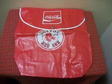 Boston Red Sox Coke Cola Backpack   World Series Champs! R8T4