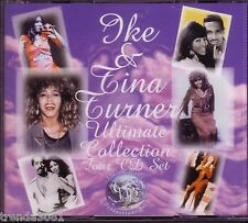 IKE TIINA TURNER Ultimate Collection Tour 4CD Classic 60s 70s R&B Anthology RARE