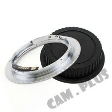 Adjustable Aperture AF Confirm Pentax K Lens to Canon EOS EF Mount Adapter Ring