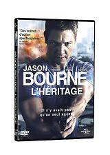 DVD *** JASON BOURNE : L'HERITAGE *** avec Edward Norton,  ( neuf sous blister )