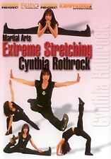 Martial Arts Extreme Stretching - Cynthia Rothrock