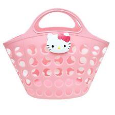 Sanrio Hello Kitty Multi Basket Organizer Storage Bath Spa Bathroom Basket Kids