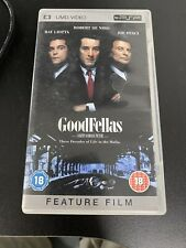 Goodfellas UMD for PSP - Tested and Working