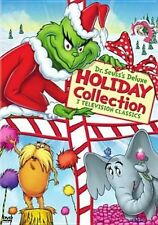 Dr Seuss S Deluxe Holiday Collection 0883929263905 DVD Region 1