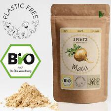 750g Bio Maca Pulver Macca Pulver Maka Knolle Maca Wurzel Rohkost Qualität Peru