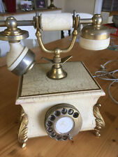 1980's Vintage BT Parisienne Telephone No. TSR 8028A