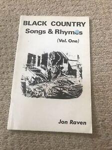 Black Country Songs & Rhymes Vol.one
