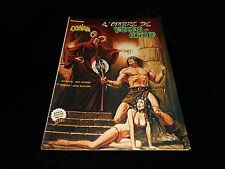 Conan album Artima Marvel géant : Conan : L'ombre de Thoth-Amon