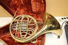 Holton Collegiate Single French Horn - Includes Both F and Bb Slides