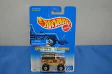 Hotwheels Nos 1990 Mercedes-Benz Unimog Collector No.239 Mattel Inc 4643