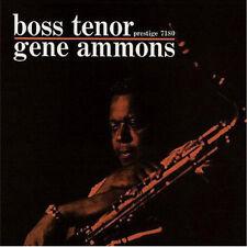 PRESTIGE | Gene Ammons - Boss Tenor 200g LP NEU