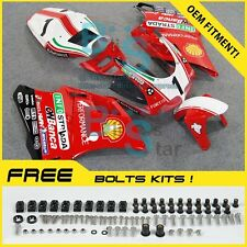 Fit Ducati 748 996 916 Fairings Bolts Screws Set Bodywork Plastic 03