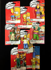 1 x Multi Characters The Simpsons Collectable Figures Kids Toys Games Film Movie