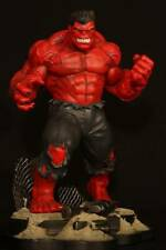 Rare Red Hulk Full Size Painted Statue by Bowen Designs LE of 1300 NOT SIDESHOW