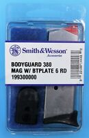 Smith & Wesson Bodyguard 380 6 Round S&W Magazine 19930 Factory OEM Clip Mag NEW