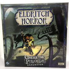 (FFG) Eldritch Horror Under the Pyramids Expansion SEALED