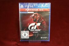 Gran Turismo Sport Sony Playstation 4 PS4 Hits - GT NEU OVP