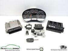 AUDI A3 8P 2.0 TDI QUATTRO 170 ECU + Orologi Lock Set Kit (CBBB/MANUALE) 2009-2010
