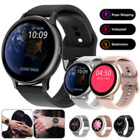 Smart Watch Activity Fitness Tracker Heart Rate Monitor for IPhone Android Women