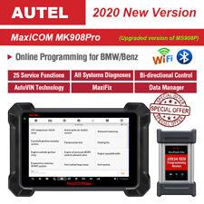 Autel MK908P Car All System Diagnostic Scanner Key Programming ECU Coding Reset
