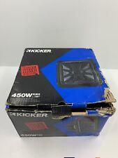 New listing Kicker L7S8 Solo-Baric 8� Dual-Voice-Coil 450w Rms 4ohm Sub 44L7S84 (3072346-1)