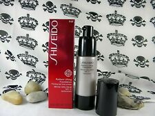 SHISEIDO RADIANT LIFTING FOUNDATION 30ML FULL SIZE * D20 RICH BROWN * NIB SALE