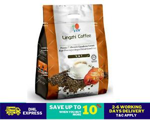 10 pack X 20 Sachets DXN Lingzhi 3 in 1 Ganoderma Coffee Original EXPEDITE SHIP