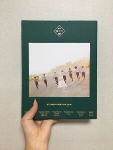 BTS BANGTAN BOYS Memories of 2016 Official DVD Photobook Set Without Photocard