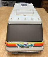 Micro Machines LOT Includes Vintage 1991 Galoob Super City RV, Assorted Playsets
