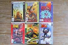 Lot x 6 Ultimate X-Men (Marvel, 2002-2003) Hellfire and Brimstone 1-5, 20-25