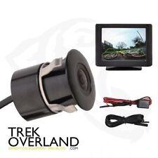 """LAND Rover Defender 4x4 Vista posteriore telecamera di retromarcia con monitor LCD 3.5"""" - grc001"""